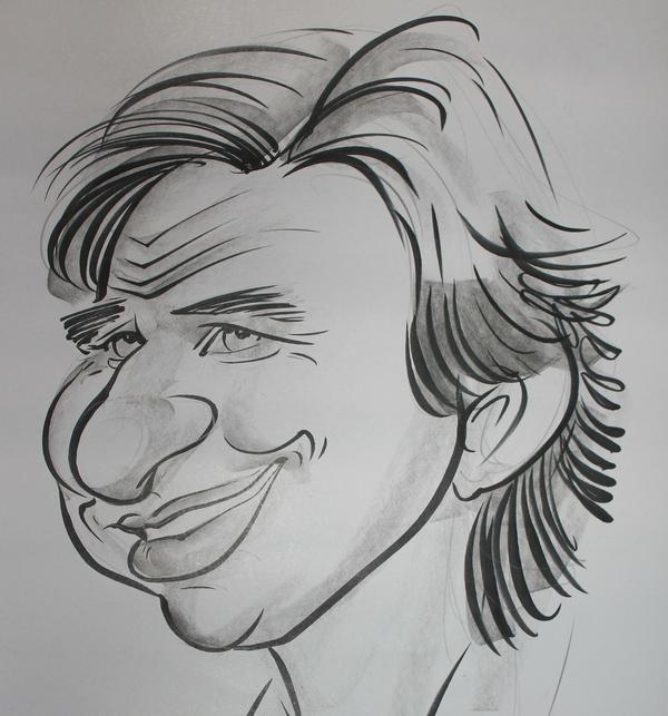 Karykatura jako prezent