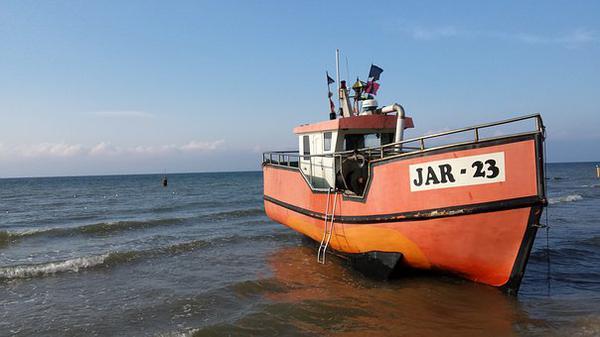 Polowanie na dorsza w Kołobrzegu