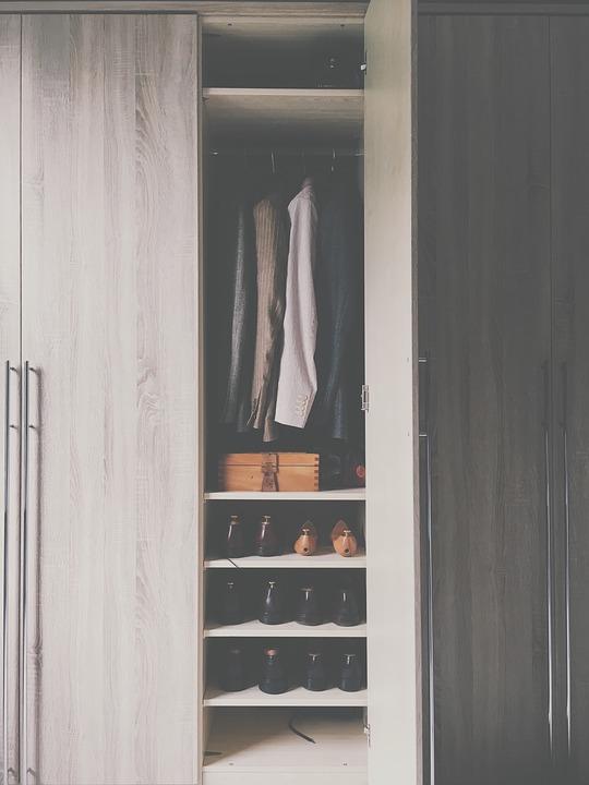 Oryginalne szafy do zabudowy