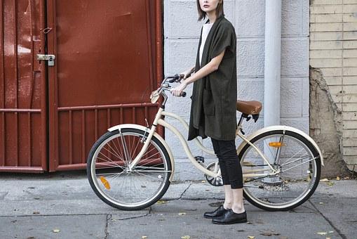 Bardzo wygodne siodło rowerowe