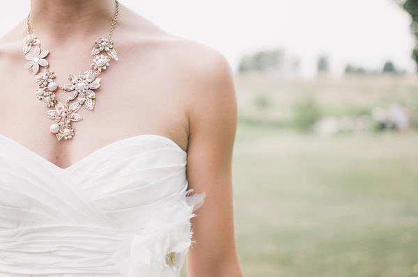Odpowiednia biżuteria na ślub