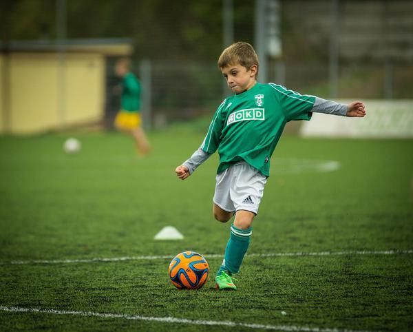 Treningi dla przedszkolaka związane ze sportem